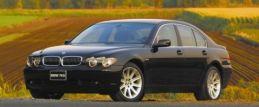 Разборка BMW 7-series Е-65 с 2001-2008 год