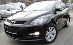 Разборка Mazda CX-7 2006-2012