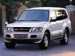 Разборка Mitsubishi Pajero Wagon с 2001 по 2007 год
