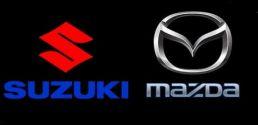 Suzuki, Mazda, SsangYong