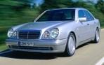 Разборка Mercedes-Benz E-Class С 1995-2002 год
