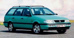 Разборка Volkswagen Passat B4